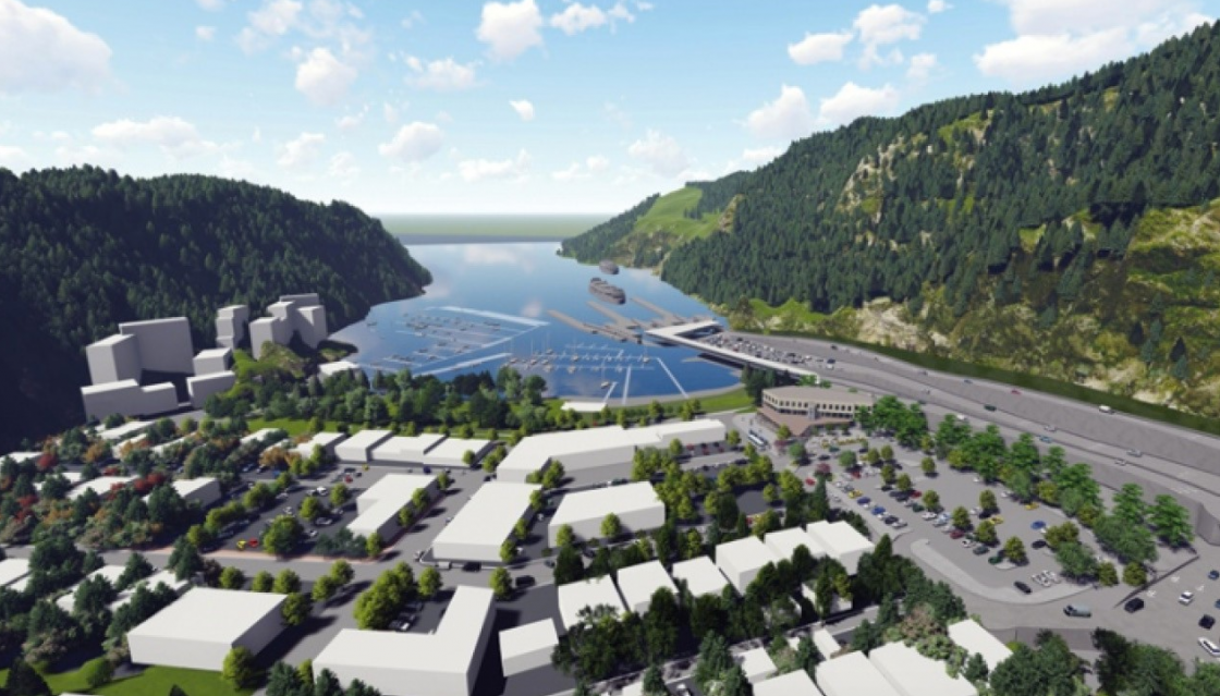 BC Ferries Horseshoe Bay Terminal Changes Revamp Upgrades New Roadway