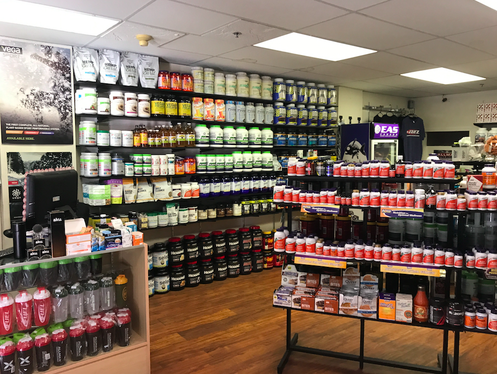 Health and Fitness Supplements North Vancouver