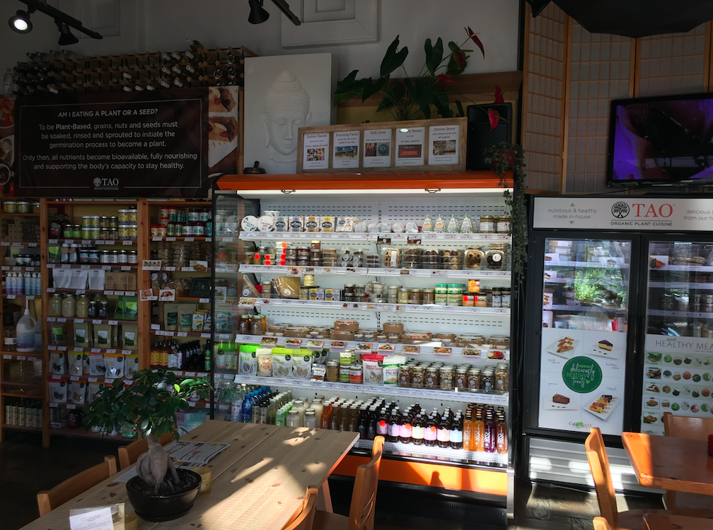 Vegan Grocery Store Market Lower Lonsdale North Vancouver