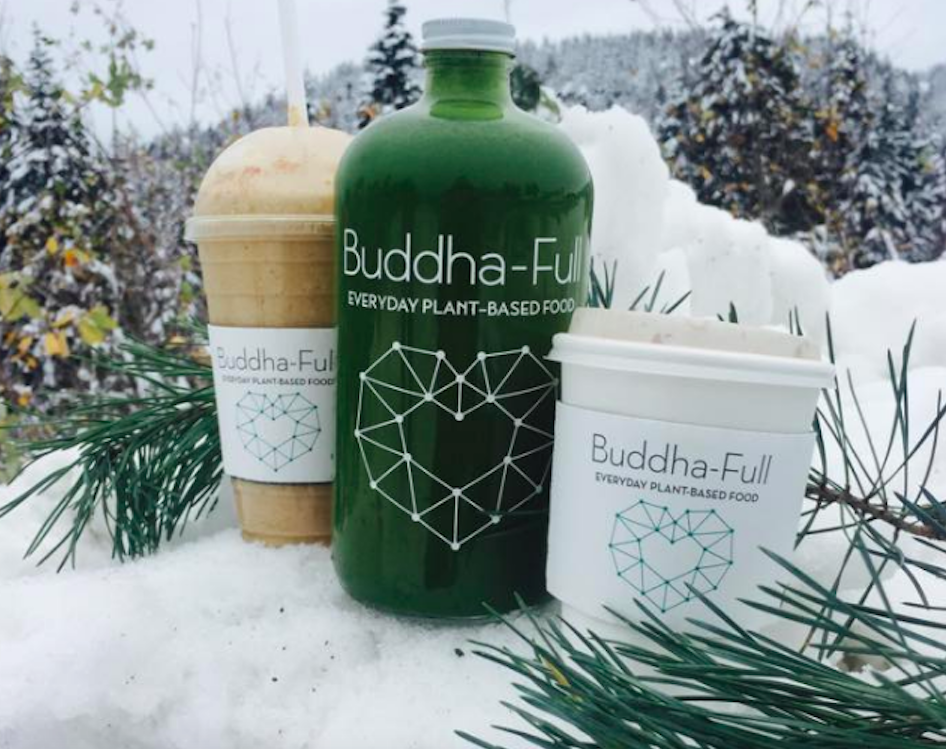 Buddha Full Provisions Green Health Vegan Smoothies