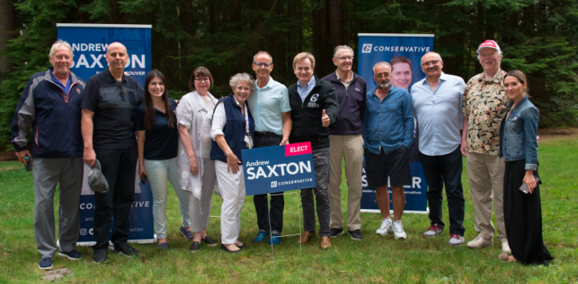 Andrew Saxton Supporters
