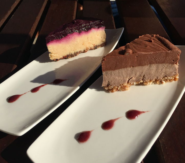 Vegan Cheese Cake Lower Lonsdale North Vancouver