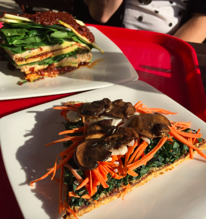 Vegan Plant Based Pizza Lower Lonsdale North Vancouver