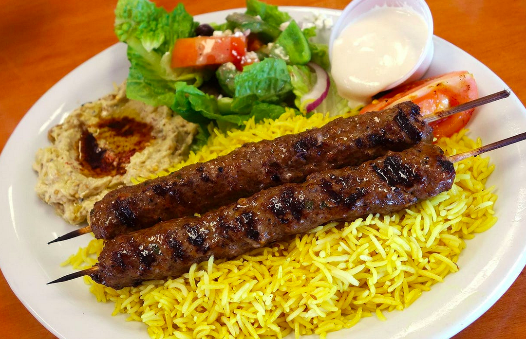 Persian Food North Vancouver