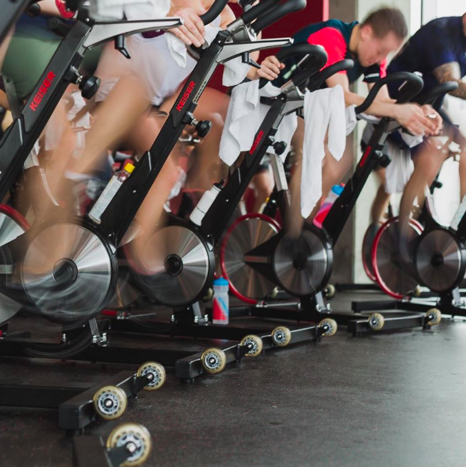 Method Indoor Group Cycling Classes North Vancouver
