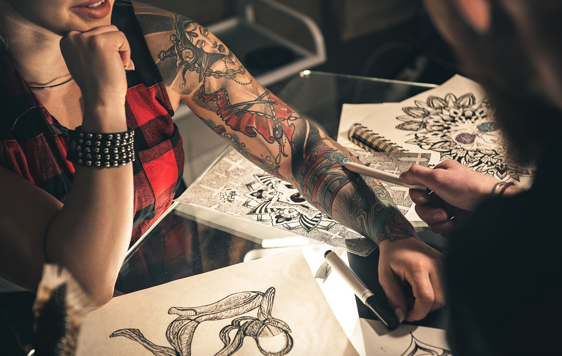 Tattoo Shop Artist Lonsdale Shipyards North Vancouver Bc Canada