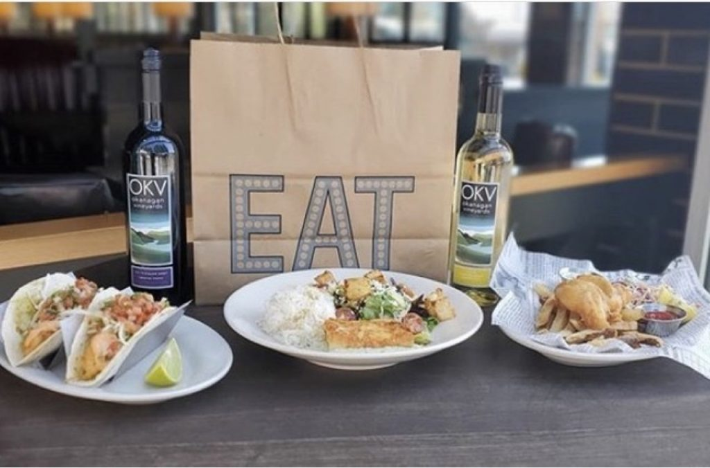 Browns Social House North Vancouver British Columbia Canada Takeout Delivery Lynn Valley Upper Lower Lonsdale