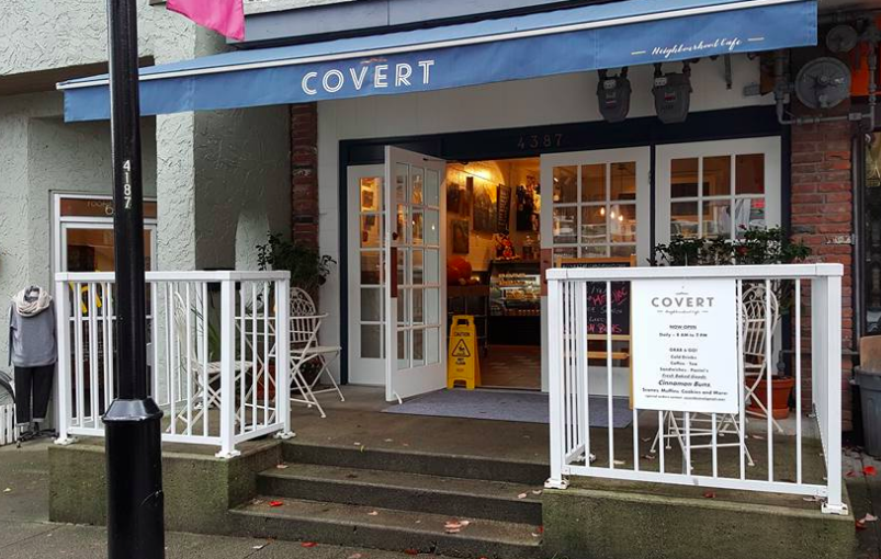 Covert Cafe Bakery Deep Cove North Vancouver British Columbia Canada 76843214