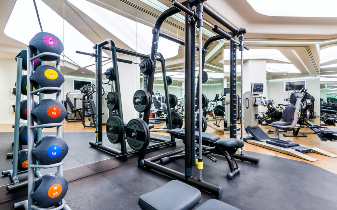 Gyms in North Vancouver British Columbia Canada