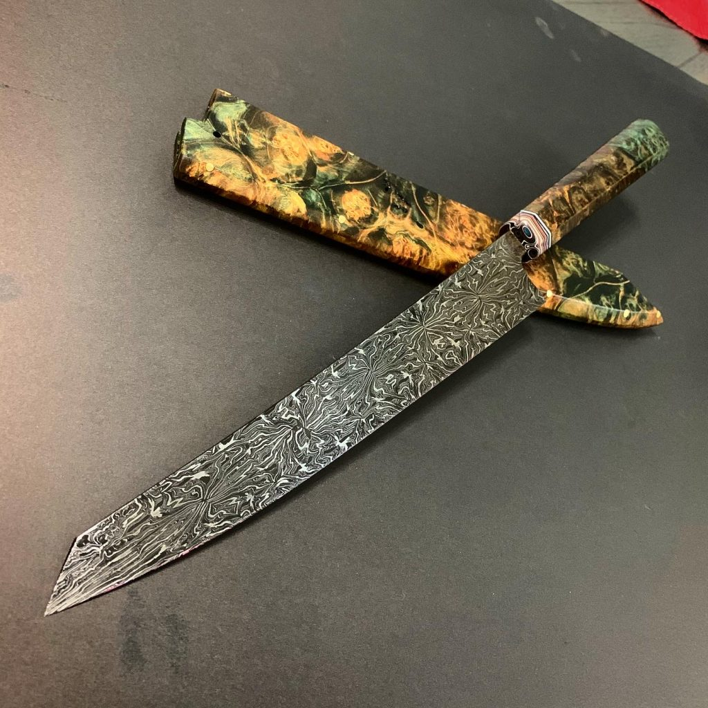 Lynn Valley Forge Blacksmith Custom Knives North Vancouver British Columbia Canada 64536