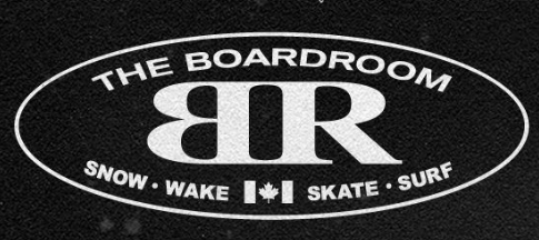 The Boardroom Shop Lonsdale Avenue North Vancouver British Columbia Canada Logo