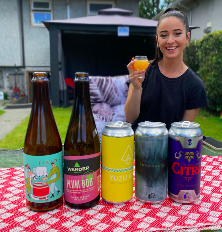 Robyn Bossons The Beer Bitch Blogger Instagram Influencer North Vancouver British Columbia Canada 98314