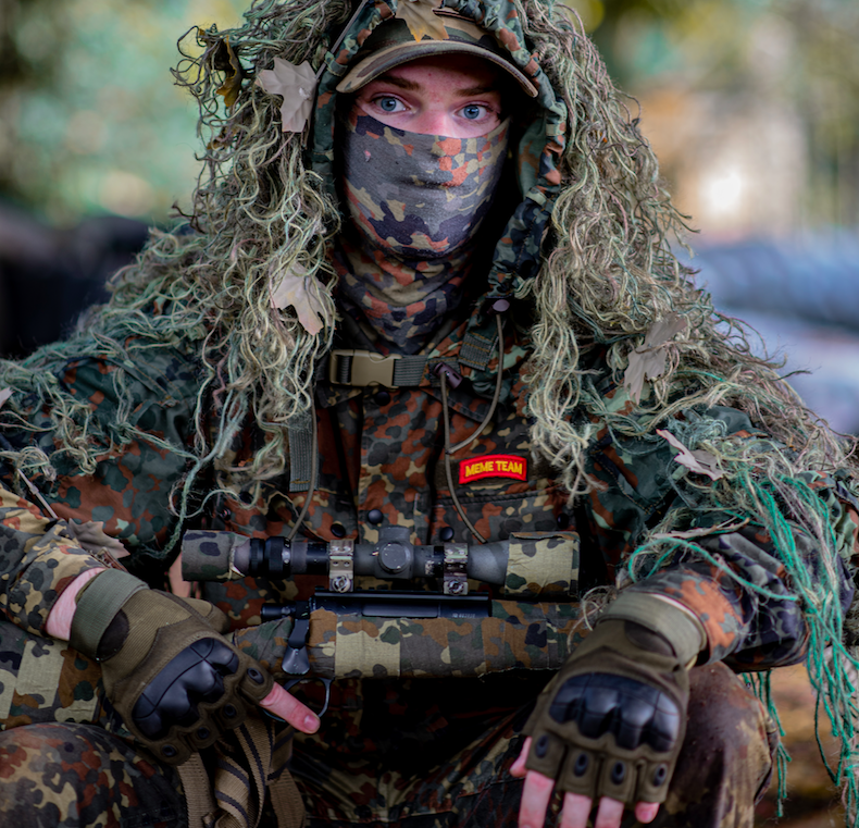 Airsoft Game Match Team Player Photography Vancouver British Columbia Canada 2