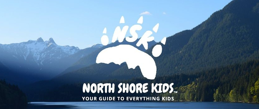 Logo North Shore Kids Families Activities Resources Things to Do Stuff to See Vancouver British Columbia Canada